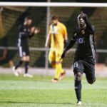 Talented Ghanaian midfielder Samuel Owusu strikes but FK Cukaricki held by Zumen in Serbia