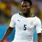 Former Chelsea star Michael Essien announces retirement from Ghana national team