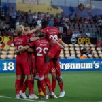 Ghanaian youngsters Antwi and Sadiq make Europa Cup debut for FC Nordsjælland