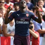 Ghanaian youngster Eddie Nketiah scored for Arsenal in 8-0 pre-season win over Boreham Wood