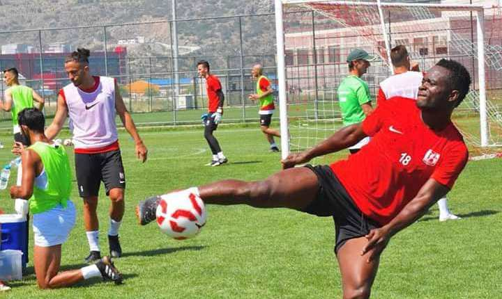 Ghanaian striker Mahatma Otoo starts pre-season with Turkish side Balıkesirspor