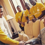 Kevin-Prince Boateng pays tribute to Nelson Mandela on birthday