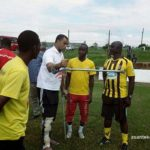 Ex-Kotoko coach Steve Pollack fighting club to compensate Nkawkaw accident victims