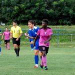 Priscilla Okyere dazzling for ZFK Spartak Subotica; scores one goal in three matches with FIVE assists