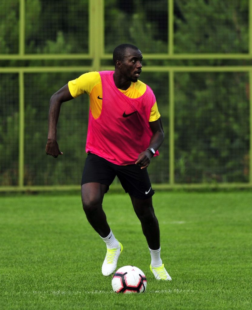 EXCLUSIVE: Rabiu Mohammed re-signs for Russian giants Anzhi Makhachkala after TWO-YEAR injury layoff