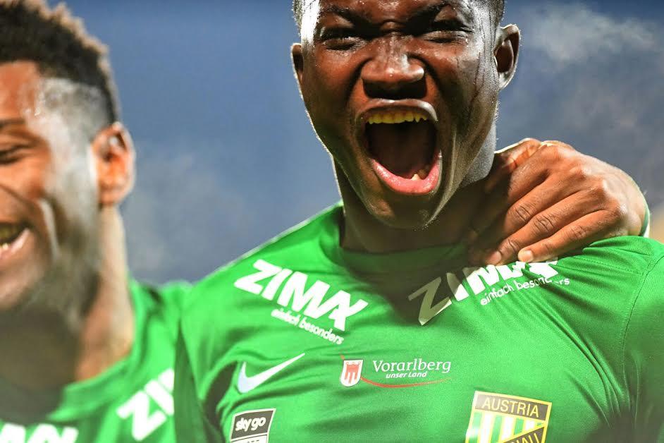 EXCLUSIVE: Brighton revive interest in Ghana striker Raphael Dwamena