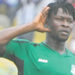 Derrick Sasraku faces sack at Aduana Stars after 'karate magician' is told not to turn up for training