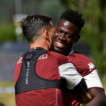 VIDEO: Ghana midfielder Afriyie Acquah scores astounding free-kick in Torino pre-season