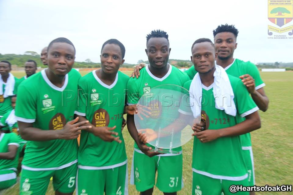 Ghana Premier League side Elmina Sharks SACK 12 players in massive clear out