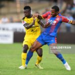 Ghanaian midfielder Thomas Boakye shines in Hamstalds BK friendly against Crystal Palace