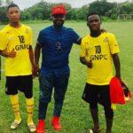 Ex-Ghana U17 stars Emmanuel Toku and Mohammed Iddriss set to sign for European clubs