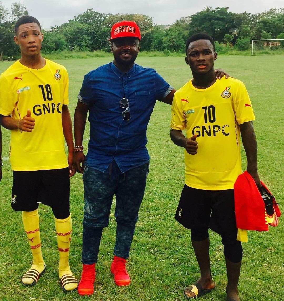 Cheetah FC pair Emmanuel Toku and Mohammed Iddriss set to join European clubs