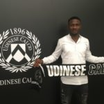 Nicholas Opoku named in Udinese squad for first preseason game against FVG Representative