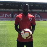 CAF U23 Cup of Nations qualifier: Numancia ace Yaw Yeboah arrives tonight to join Black Meteors for Togo clash