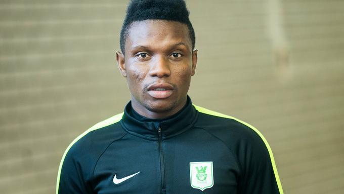 Olimpija Ljubljana forward Abass Issah set to feature against Qarabag FK in UEFA Champions League playoff