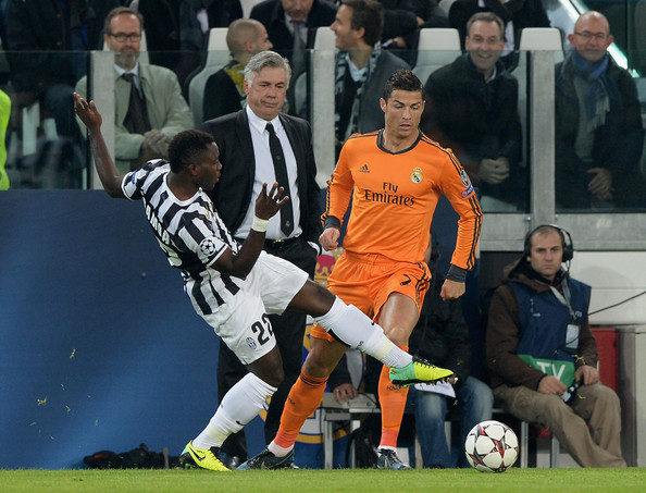 No Kwadwo Asamoah regrets as Inter ace misses chance to play with Ronaldo