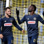 Charles Sapong scores consolation for Philadelphia Union in defeat against Zlatan-inspired LA Galaxy