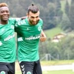 """It's always my desire to play in Europe,"" - says Greuther Fürth midfielder David Atanga"
