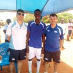 Video: Ghanaian teenage prodigy Faisal Billy undergoes trial with French giants PSG