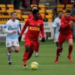 VIDEO: Watch Sadiq Ibrahim's sublime debut goal for FC Nordsjaelland against Beerschot Wilrijk