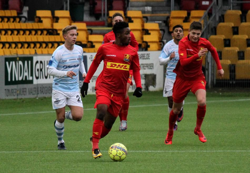 Ghanaian youngster Ibrahim Sadiq happy to score debut goal for FC Nordsjælland
