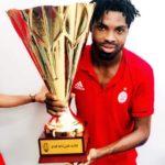 Striker Kwame Kizito quashes immediate Hearts of Oak return reports