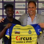 Nana Ampomah rescues Waasland-Beveren from defeat against Beerschot Wilrijk