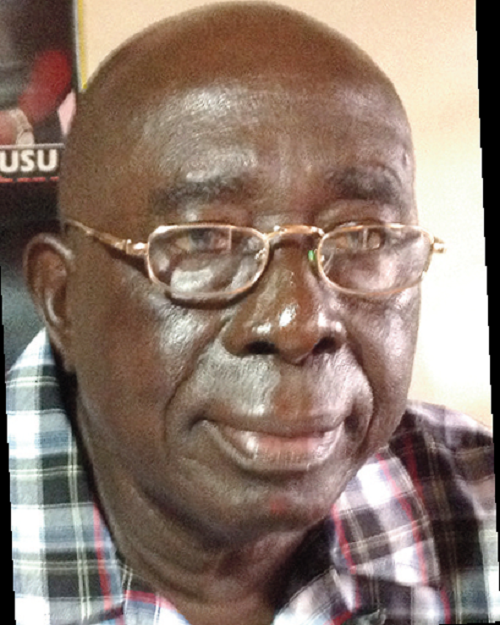 """Government erred in banning football"" - says former Ghana FA chief Nana Yaw Owusu"