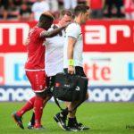 EXCLUSIVE: Royal Antwerp star Daniel Opare suffers SERIOUS knee injury in pre-season