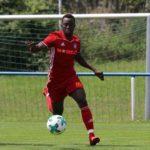 Osman Bukari scores consolation for AS Trencin in defeat against FC ViOn Zlaté Moravce