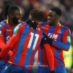 Jeffrey Schlupp urges 'irreplaceable' Zaha to stay at Crystal Palace amid links to Liverpool and Dortmund