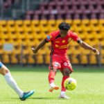 Ghana youth star Ibrahim Sadiq marks Danish Superliga debut in Nordsjaelland draw