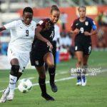 Black Princesses forward Sandra Owusu-Anasah targets quarter finals berth at World Cup