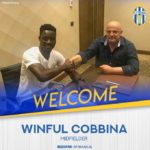 OFFICIAL: Winful Cobbina completes three-year deal to Albanian giants KF Tirana