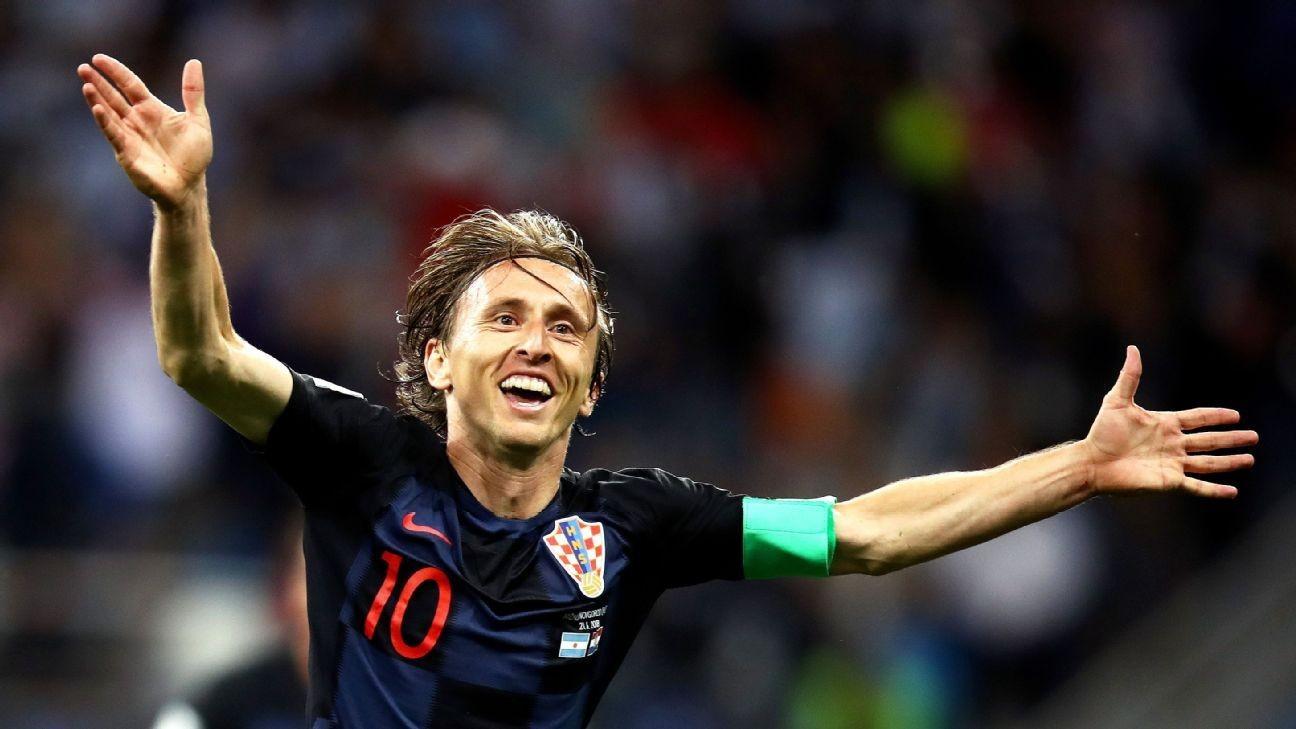 نتيجة بحث الصور عن Modric  2018