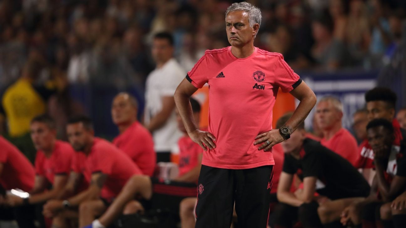 Jose Mourinho: Second with Manchester United among my biggest achievements