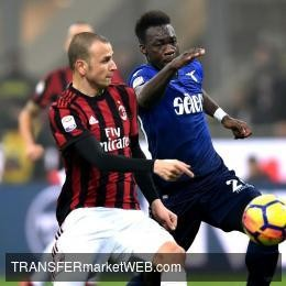 EMPOLI - From Ac Miln arrives Antonelli