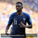 PSG approaching Ousmane DEMBELE