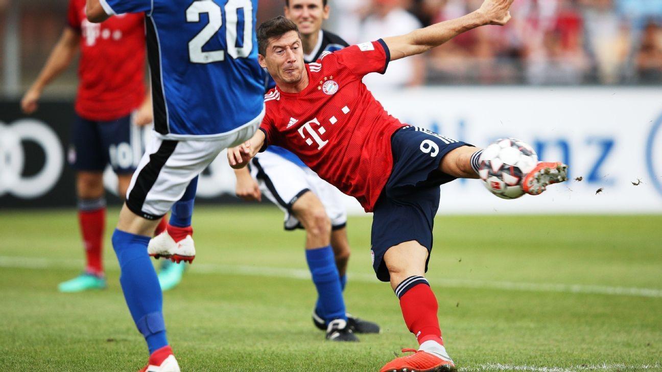 Bayern Munich Score 20 Goals In Friendly To End Preseason