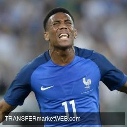 AC MILAN start working on MARTIAL: odds are high