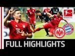 Eintracht Frankfurt vs FC Bayern München | 0:5 | Highlights 2018