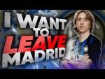 Luka Modric Reveals He Wants To LEAVE Real Madrid For Inter Milan!   Transfer Talk