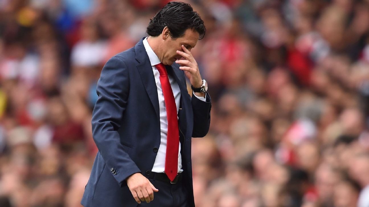 e0246564 Arsenal still a laughingstock but signs show they won't be a ...