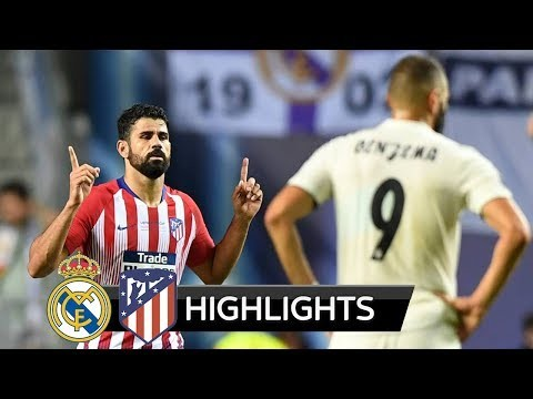 Video: Watch all g?als & ext?nd?d h?ghl?ghts as Partey\'s Atletico defeat R??l ??drid in Super Cup