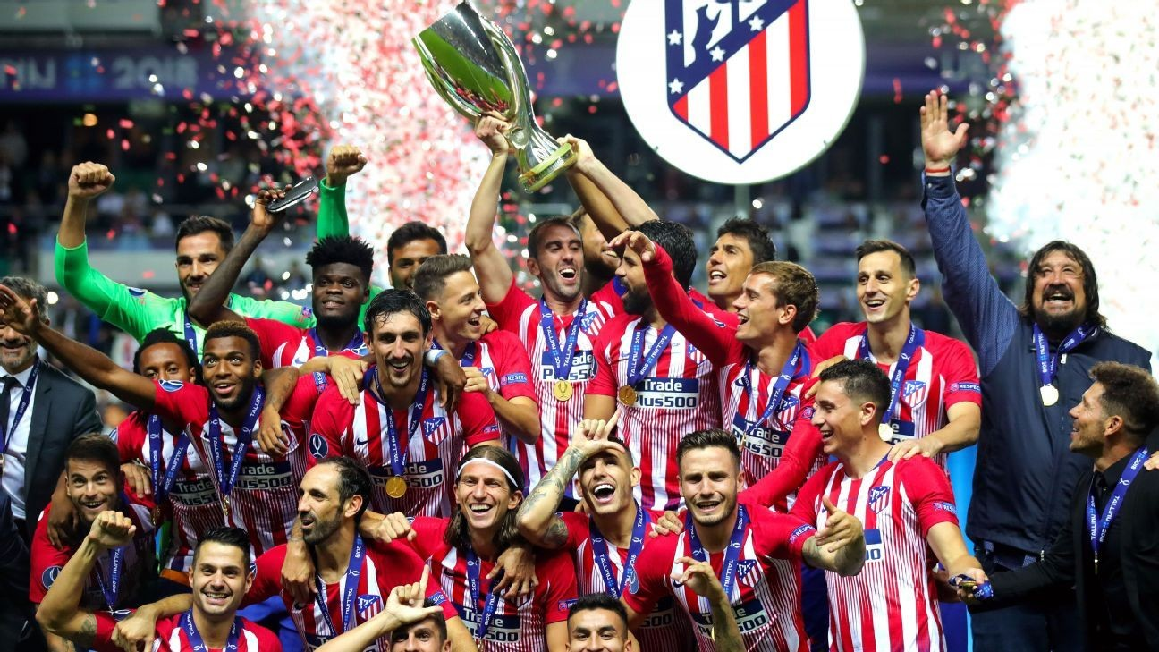 Atletico Madrid Target Champions League Final After Super