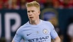 Lengthy lay-off for De Bruyne