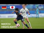 Germany v Japan - FIFA U-20 Women's World Cup France 2018 - Match 28