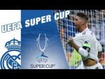 Real Madrid vs Atlético | UEFA SUPER CUP GOALS