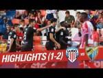 Resumen de CD Lugo vs Málaga CF (1-2)