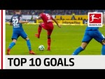 Top 10 Most Skilful Goals 2017/18